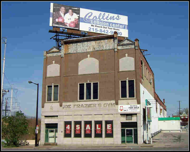 Joe Frazier's Gym is for sale in Philadelphia. The annual list spotlights architectural, cultural and natural heritage sites at risk of destruction or irreparable damage and raises awareness about the threats.