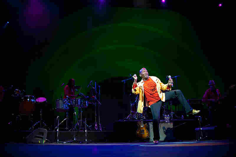 Reggae legend Jimmy Cliff opens the 2012 season of Celebrate Broo