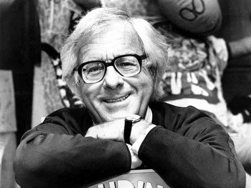 Ray Bradbury's career spanned more than 70 years — during which he transported readers to other dimensions with his futuristic and innovative stories. He died Tuesday at age 91.