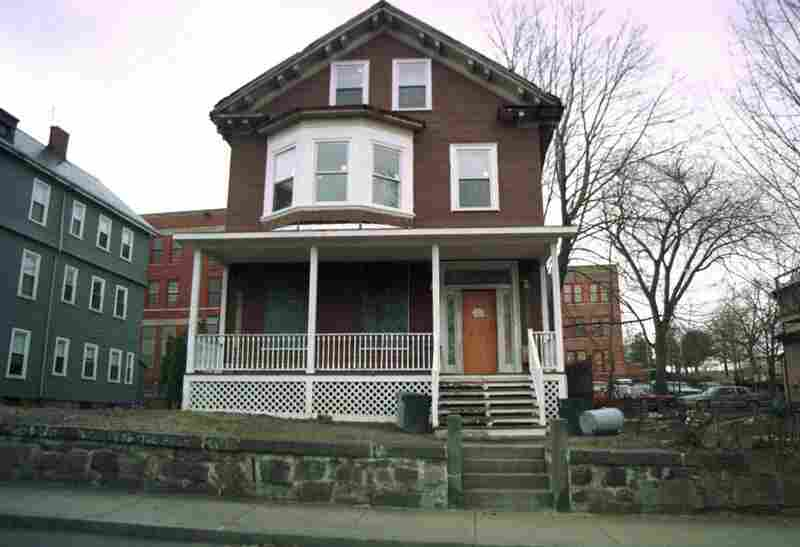 This is the house where slain African-American leader Malcolm X spent part of his childhood. It's in the Roxbury section of Boston. An attempt to preserve the frame house as a historic landmark faces an uphill battle.