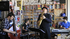 Allison Miller's Boom Tic Boom performs a Tiny Desk Concert at the NPR Music offices.