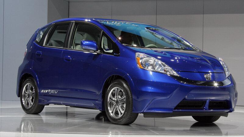 At The Equivalent Of 118 MPG, Honda Fit EV Becomes Most Fuel Efficient Car