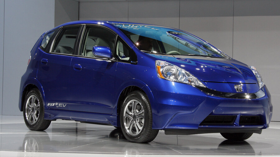 At The Equivalent Of 118 MPG Honda Fit EV Becomes Most Fuel