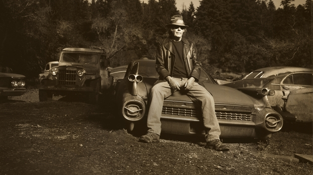 Neil Young. (Danny Clinch)