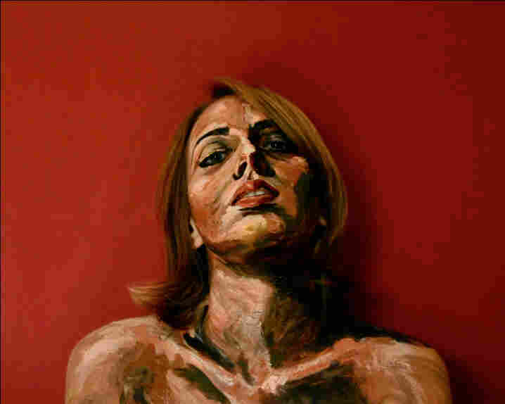 Exposure (Portrait of a Self-Portrait 3), 2009