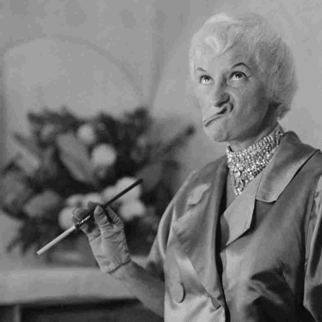 When Phyllis Diller began her career in comedy there were no female comedians making it big.
