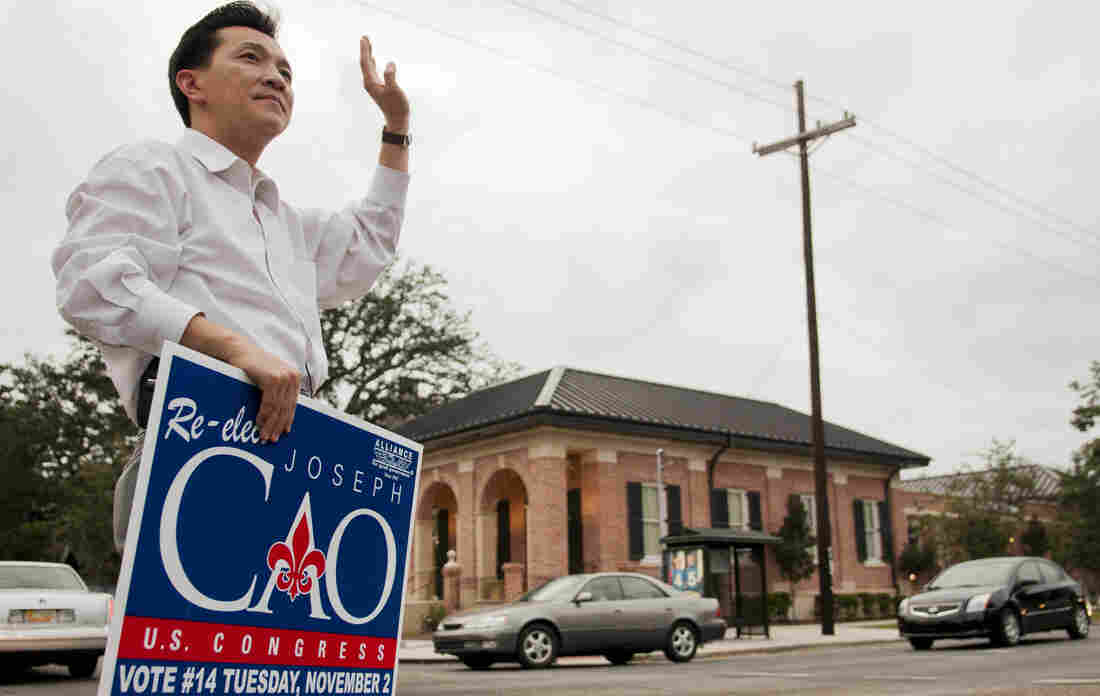 """When Anh """"Joseph"""" Cao beat Democratic incumbent Rep. William Jefferson in 2008, he became the first Vietnamese-American ever to serve in Congress. Two years later, he failed to win a second term."""