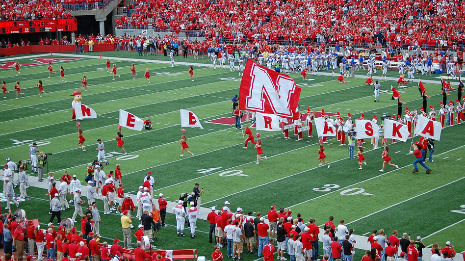 Corn has the Nebraska Cornhuskers, but nobody's naming football teams for the soybean. (Flickr.com)