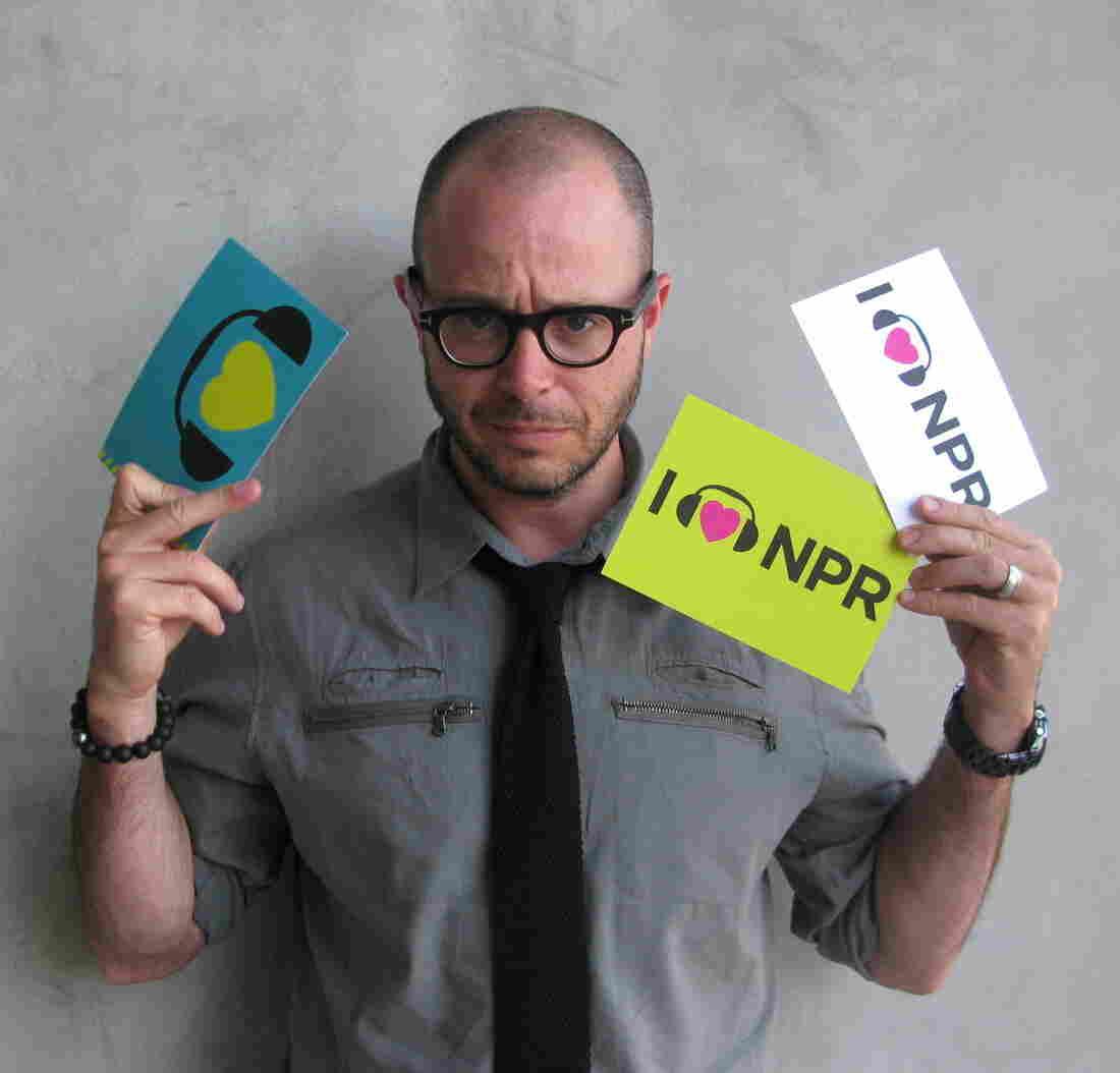 Damon Lindelof at NPR West.