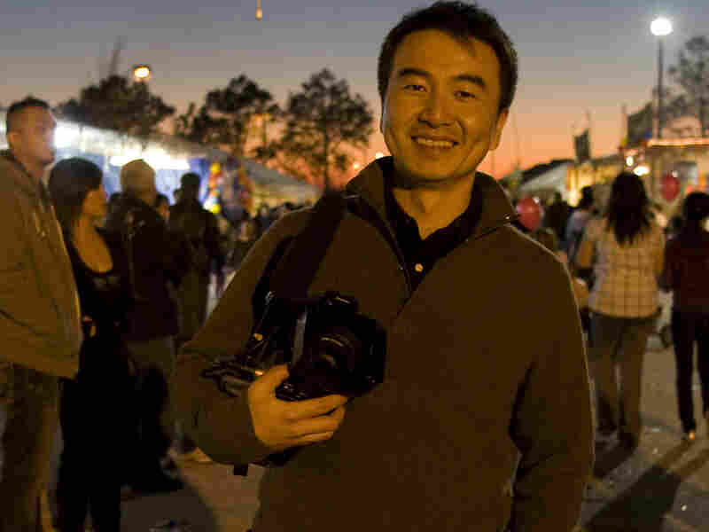 Documentary filmmaker Leo Chiang was born and raised in Taiwan and moved to the U.S. as a teenager.