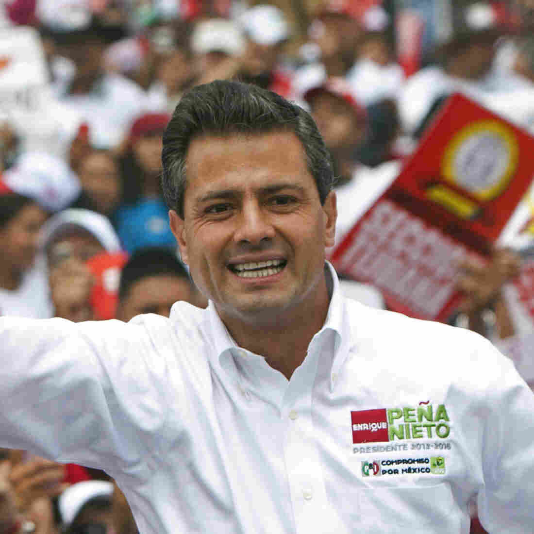 Mexico's Once Dominant Party Poised For A Comeback