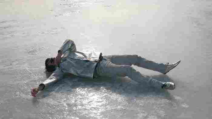 Jason Pierce of Spiritualized.