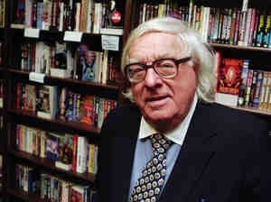 """""""I'd like to come back every 50 years and see how we can use certain technological advantages to our advantage,"""" said science-fiction author Ray Bradbury. He died Tuesday at age 91."""