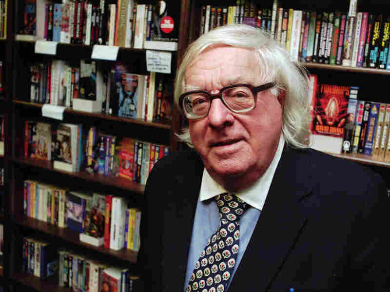 """I'd like to come back every 50 years and see how we can use certain technological advantages to our advantage,"" said science-fiction author Ray Bradbury. He died Tuesday at age 91."