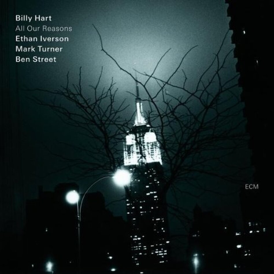 Cover of Billy Hart's All Our Reasons
