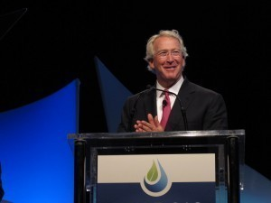 Chesapeake Energy CEO Aubrey McClendon.