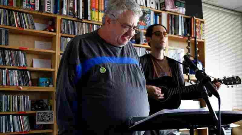 Daniel Johnston: Tiny Desk Concert