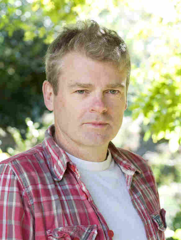 Mark Haddon is the author of The Curious Incident of the Dog in the Night-Time.