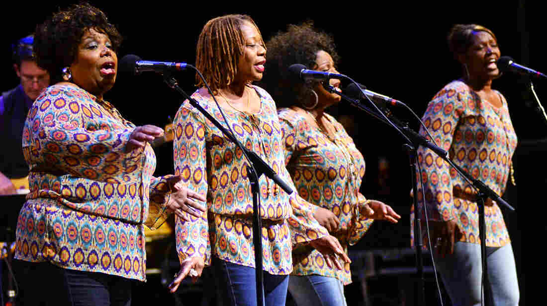 The McCrary Sisters on Mountain Stage.