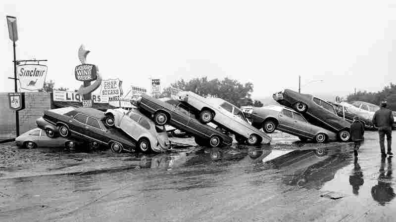 The 1972 flood in Rapid City, S.D., killed 238 people and destroyed more than 1,300 homes. The city responded by establishing a no-build zone in the flood plain. Other cities across the country adopted similar policies after the disaster.