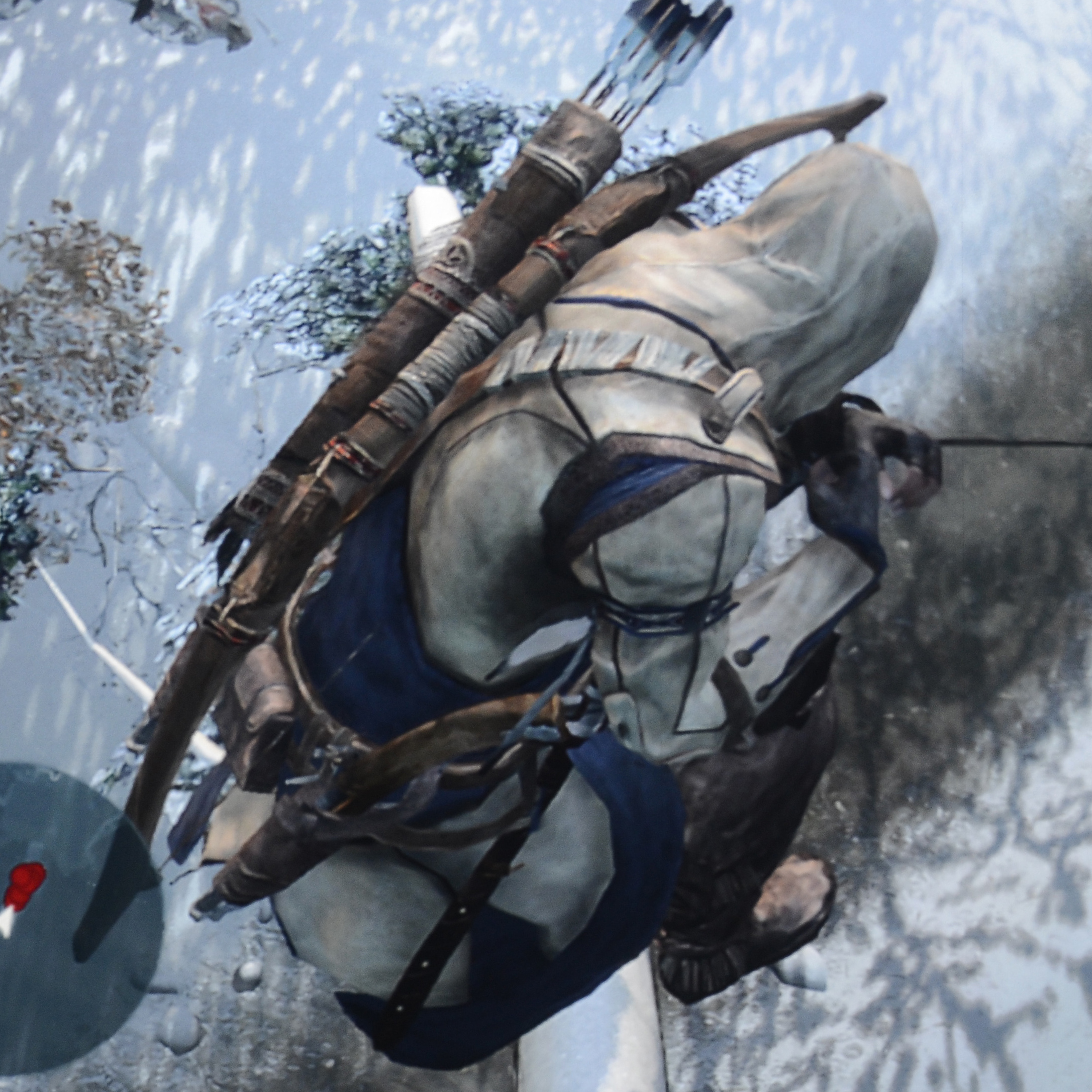 A shot from Assassin's Creed 3.