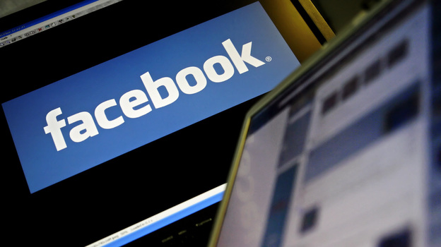 """Are its days of """"wild user growth"""" over, or is Facebook """"eating the world""""? (AFP/Getty Images)"""