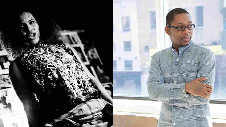 Neneh Cherry and Ravi Coltrane.