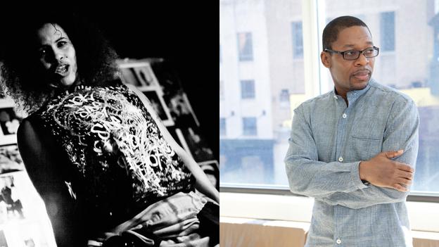 Neneh Cherry and Ravi Coltrane. (Courtesy of the artist / Deborah Feingold)