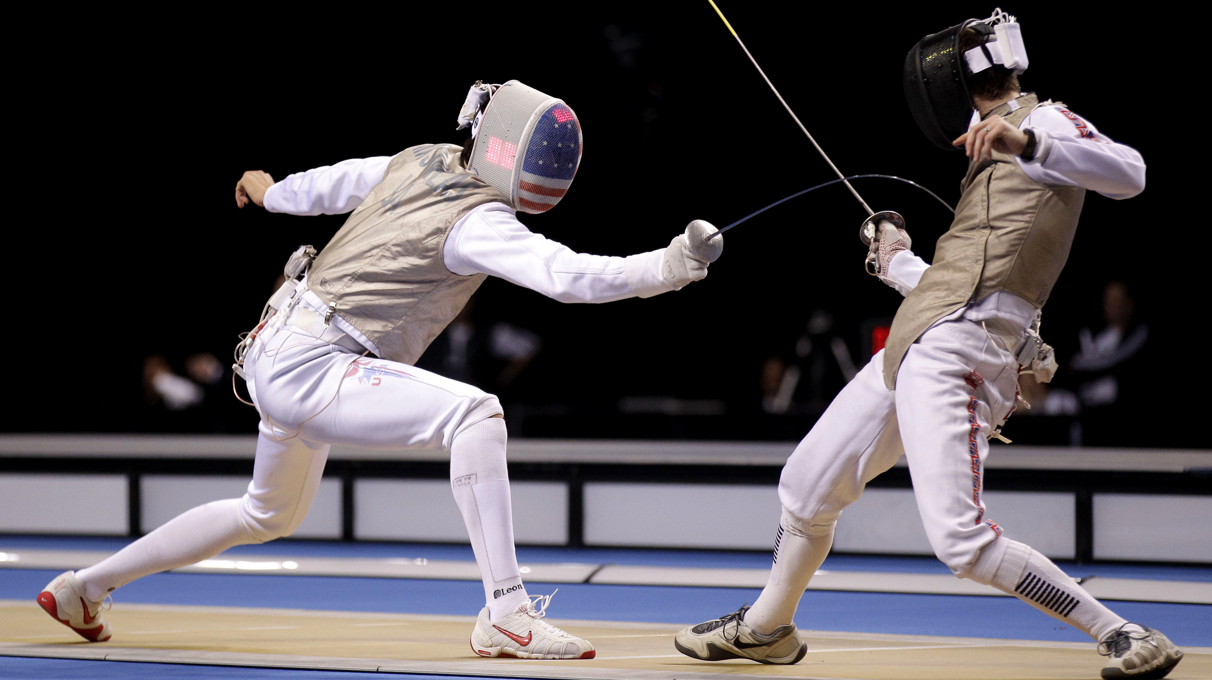 Alexander And Greg Massialas Fencing S Father Son Duo