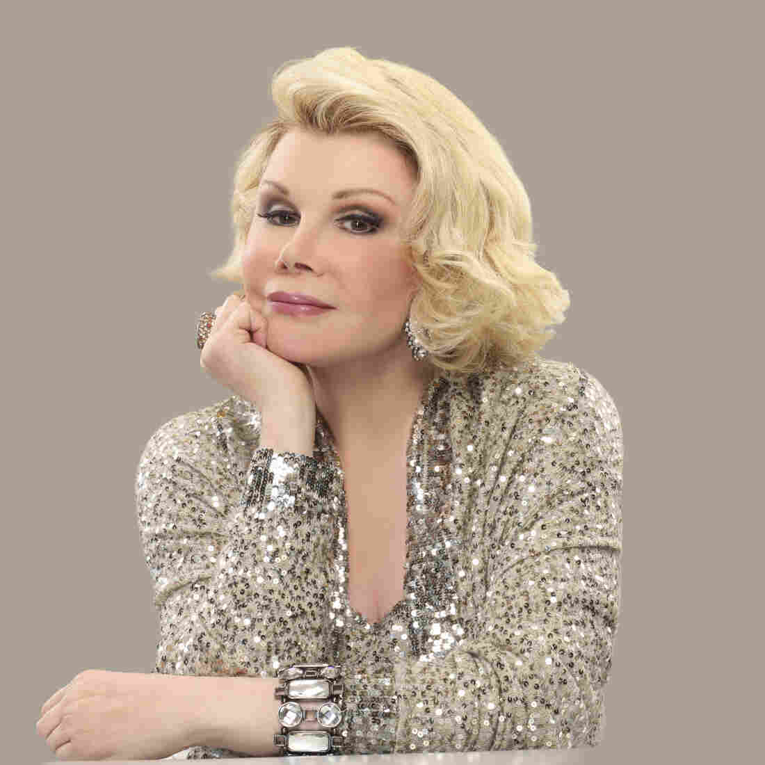 Joan Rivers Hates You, Herself And Everyone Else