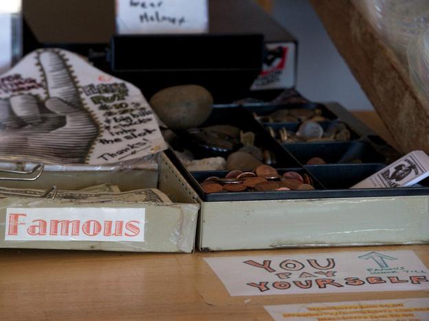 Swanton Berry Farm's famous honor till (Flickr.com)