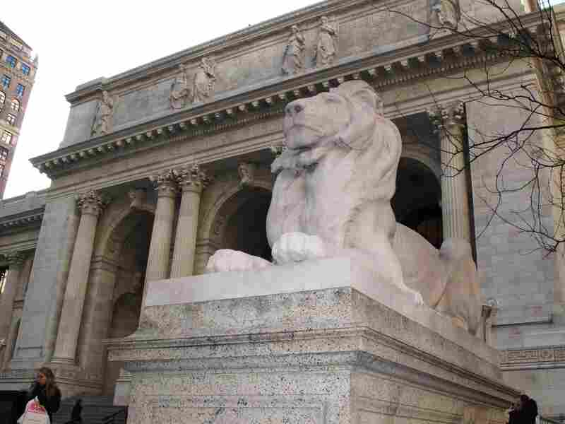 The plan would move two other nearby public libraries into the iconic building on 42nd Street.
