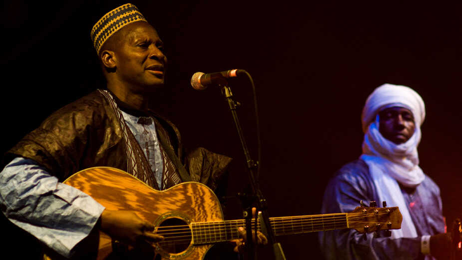Sidi Touré And The Sonic Heritage Of The Sahara