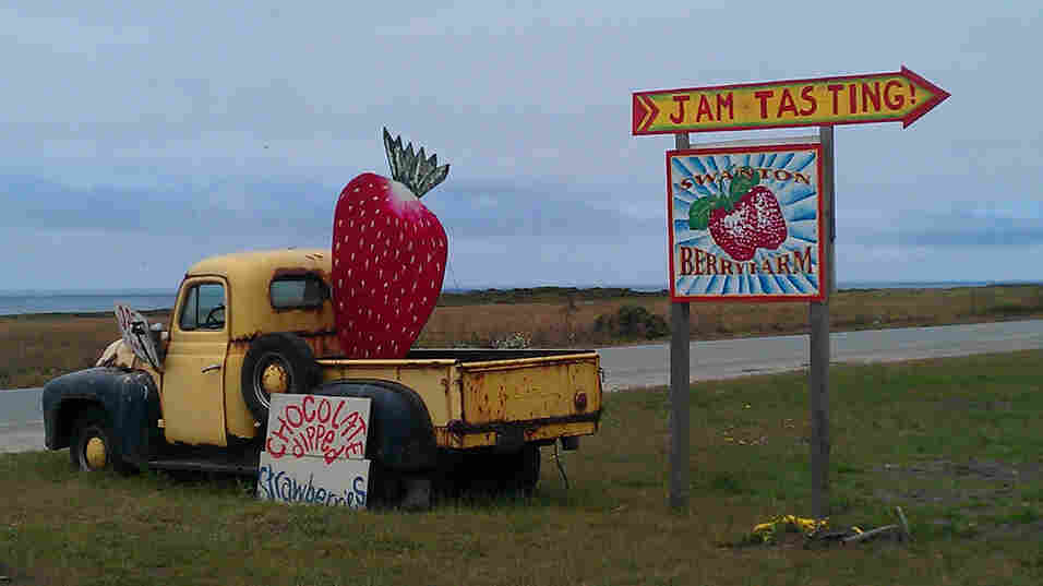 Swanton's customers and other farm stand customers like paying through the honor system, but why?