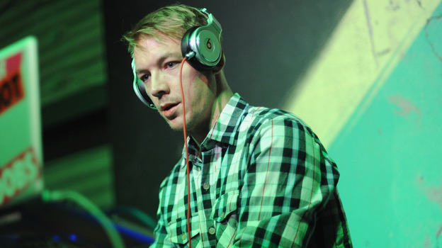 The DJ and producer Diplo, who also records as Major Lazer, has produced songs for M.I.A., Beyonce and Usher. (Getty Images)