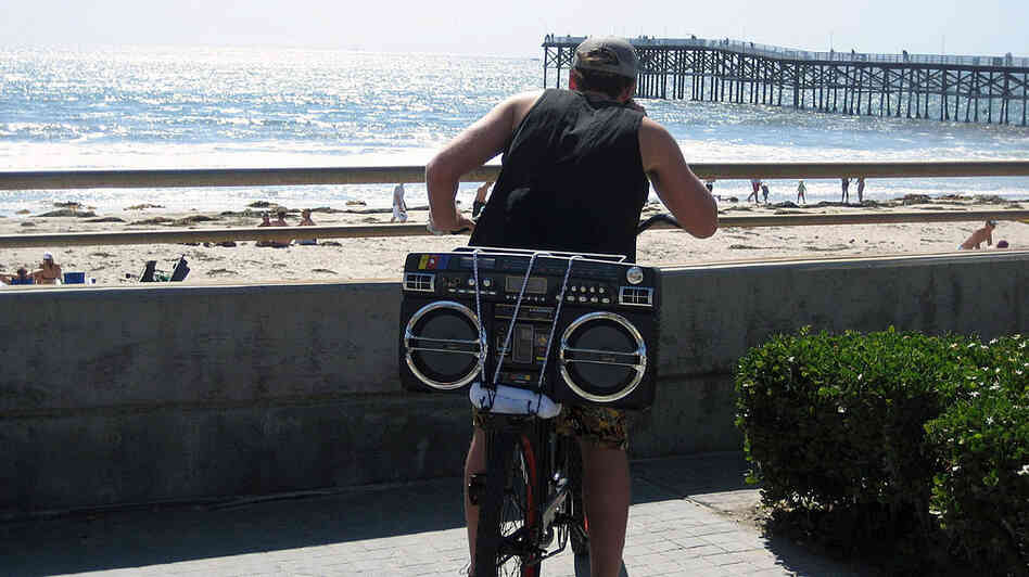 This mix is best enjoyed in warm weather, near a large body of water, with your old school boombox turned up to 11.