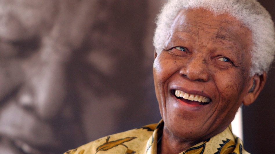 Former South African President Nelson Mandela, one of the world's most respected statesmen, died Thursday at 95. (AP)