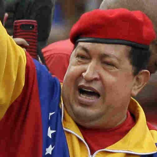 Venezuela's Chavez Aims To Beat Cancer, Election Foe