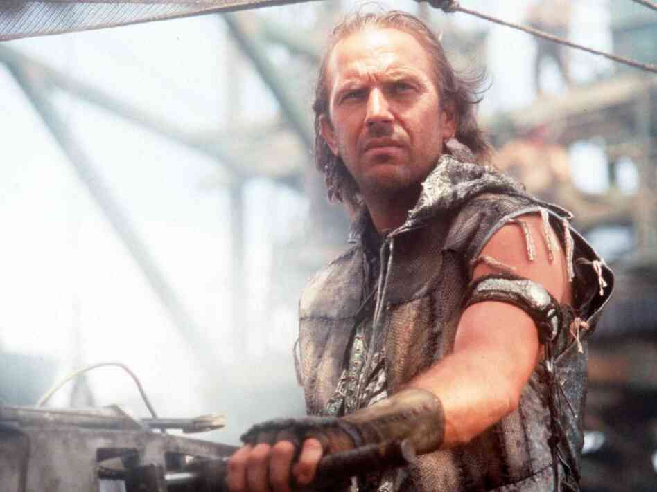 If you're a fan of Waterworld, then the vision of the futur