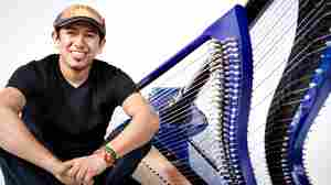 Edmar Castaneda's 'Double Portion' Of Harp