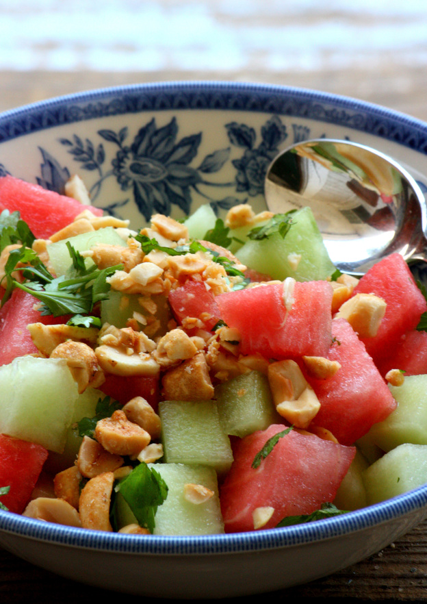 Thai Melon Salad