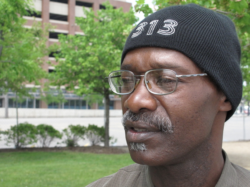 Edward Carter's conviction for a 1974 crime was vacated by a judge after it was shown that Carter was innocent — and after he had spent 35 years in Michigan prisons.