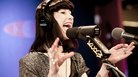Kimbra performs on KCRW's Morning Becomes Eclectic.