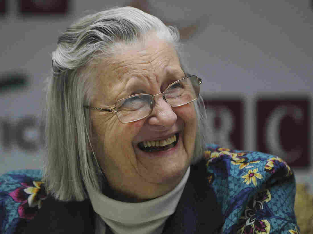 Elinor Ostrom in January 2011.
