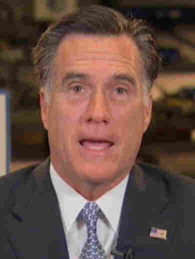 Romney on Fox News backs off public-worker hiring comment.
