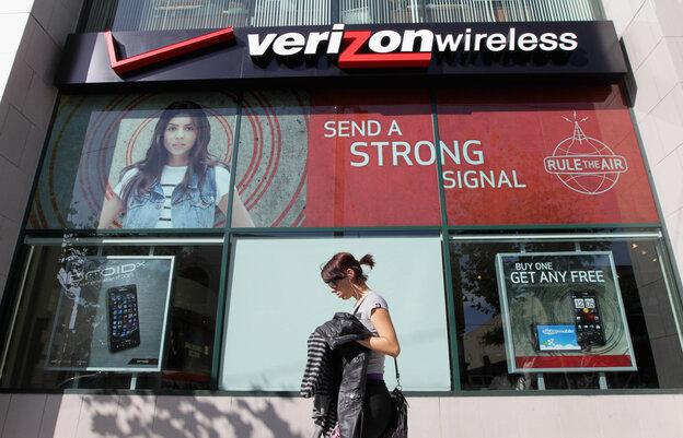 Verizon's new plan is the biggest revam