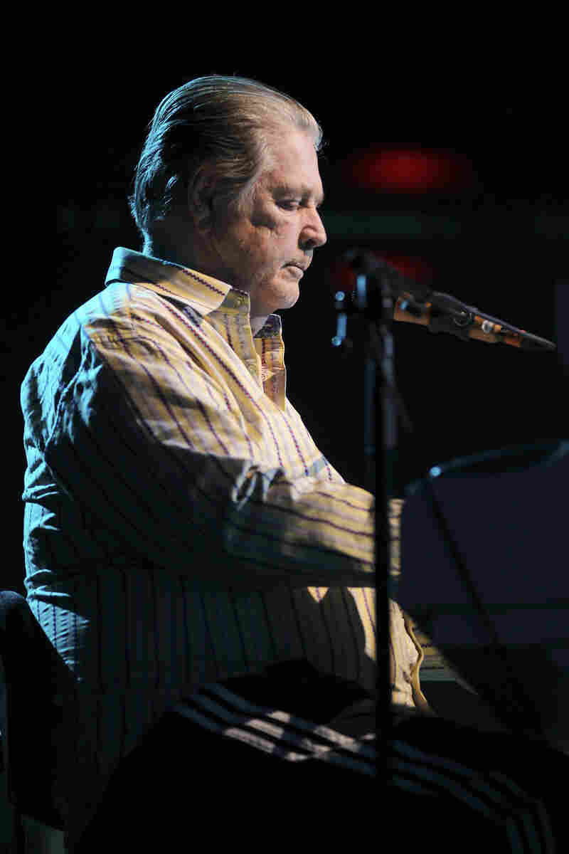 LAS VEGAS, NV - MAY 27: Brian Wilson of the Beach Boys performs at the Red Rock Casino, Resort and Spa on May 27, 2012 in Las Vegas, Nevada. (Photo by Jeff Bottari/Getty Images)