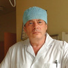 French surgeon Pierre Foldes in his Paris office in 2004. Foldes performs reconstructive surgery on women who have undergone genital mutilation. He recently authored a study on the long-term effects of the surgery.