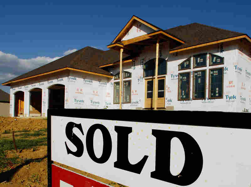 The housing market is finally showing signs of a comeback, according to an annual study from Harvard. But, though mortgage interest rates are at record lows, banks are often too cautious to lend.