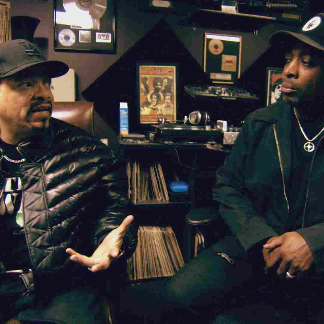 Ice-T Gives A Hip-Hop History Lesson In 'The Art Of Rap'
